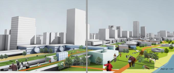 [浙江]多维灵动创意体验空间城市景观规划设计方案_5