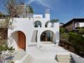 山坡住宅——罗马式立面般的墙体住宅