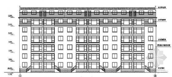 某住宅建筑及结构毕业设计图纸
