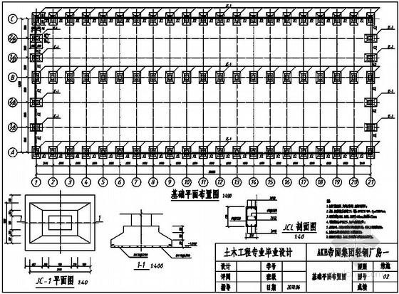 [学士]某轻钢厂房毕业设计(含计算书、建筑、结构图)