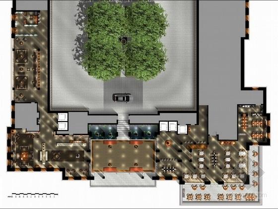 [拉萨]高山雪域首家豪华奢华酒店设计方案图