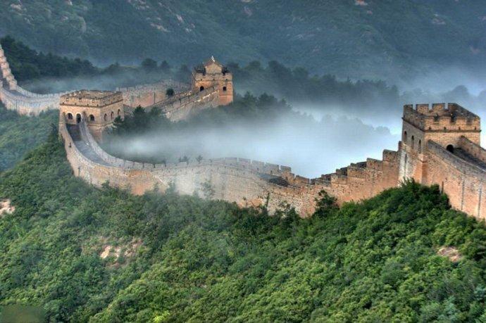 令人叹为观止的世界十大建筑奇观