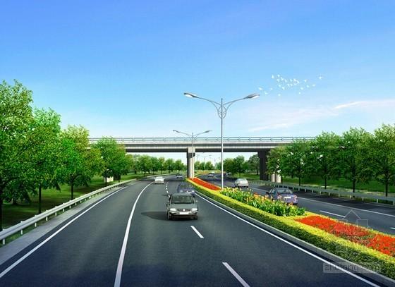 [四川]中心城区市政道路工程量清单计价实例(含配套施工图纸)