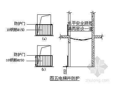 北京某高层安全防护施工方案