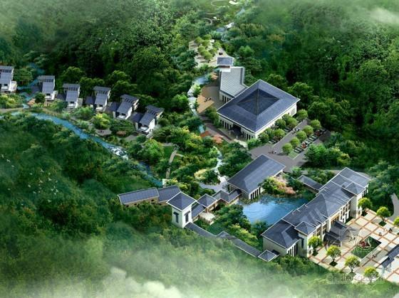 [湘潭]县城休闲农庄修建性详细规划方案-