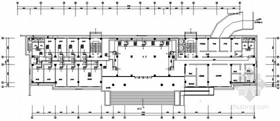 某综合楼水环热泵中央空调图纸