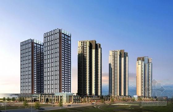 [重庆]框剪结构商住楼工程质量控制创优汇报(46页 图文并茂)