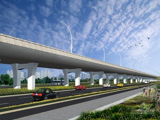 桥梁接线路基施工方案(路堤路堑)