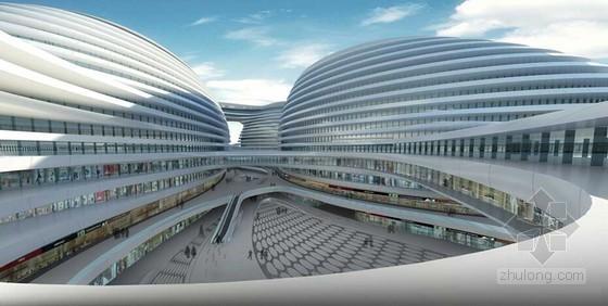 建筑工程成型曲面铝单板在实际工程施工中的应用