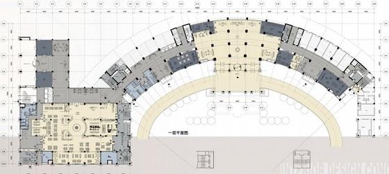[青岛]豪华高贵多风格酒店室内设计方案(高清力荐!)
