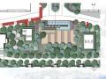 某小区入口景观设计施工图