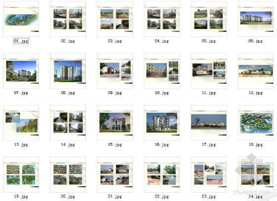南京住宅小区环境景观方案-4