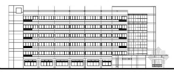 某市中型医院建筑方案设计