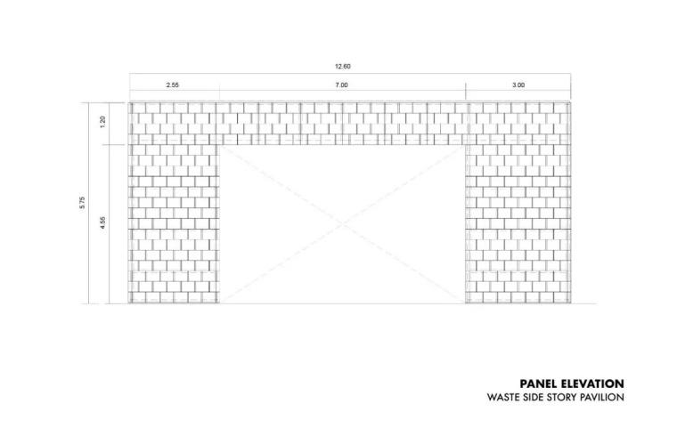 曼谷设计周展亭,再利用材料可变身包包和椅子/Cloud-floor_6