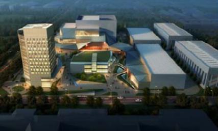 国家大剧院舞美基地项目地基基础设计