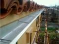 挑檐、天沟、挑檐板的区别