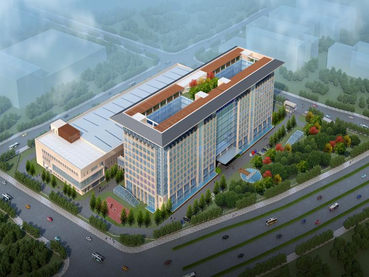 [北京]科研楼项目绿色施工实施规划方案(31页)