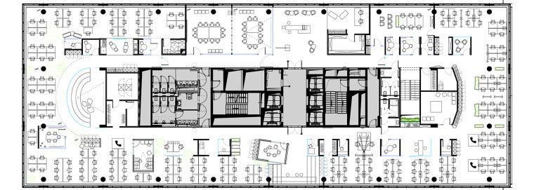 #办公空间设计案例#波兰MediaCom总部办公室-020-MediaCom-Warsaw-by-Workplace