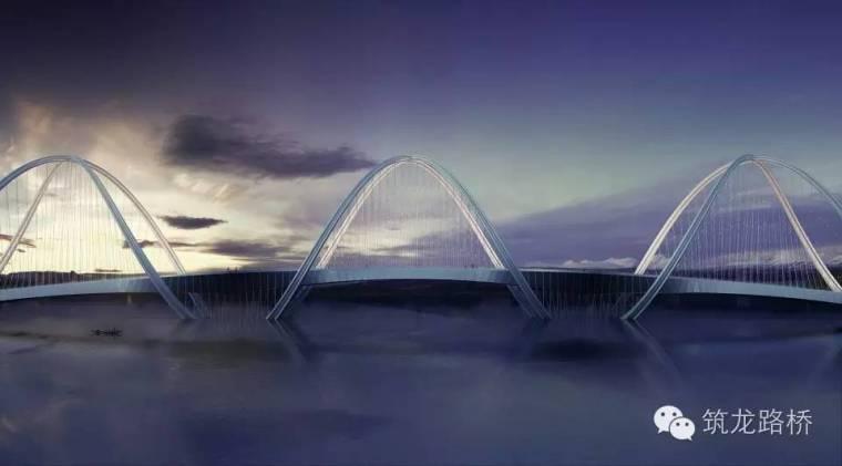 北京2022年冬奥会光用这座桥就实力碾压了里约