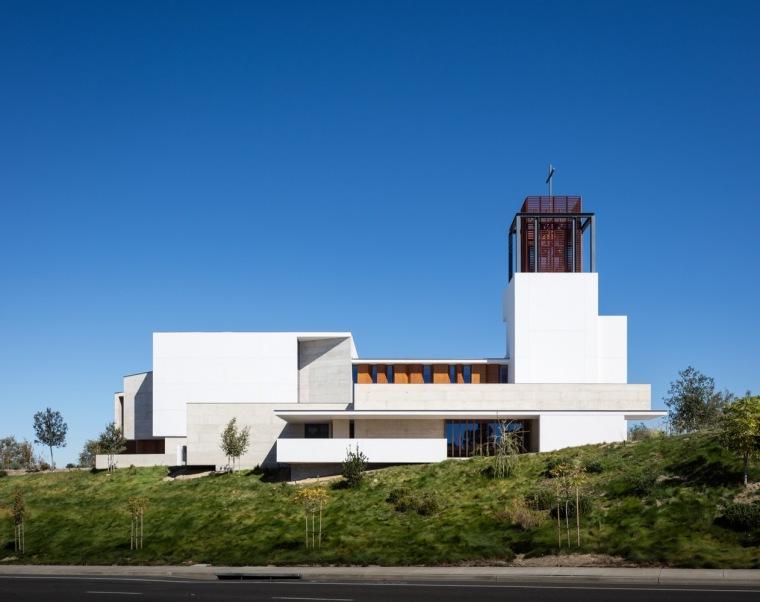 美国静穆庄严的天主教堂