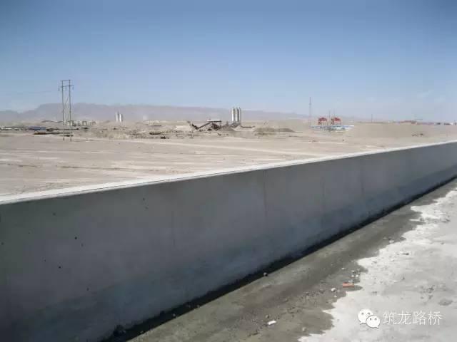 桥梁现浇防撞护栏施工工艺,技术交底就用它了!