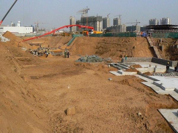 框剪结构工程深基坑工程安全专项施工方案(附施工方案报审表)
