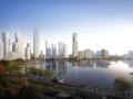 [湖南]超高层住宅商业建筑综合体建筑设计方案文本(含CAD+文本)