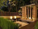 现代景观亭设计