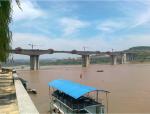 大跨度连续刚构桥线型控制