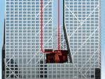 大跨度混凝土悬挑结构卸载施工工法