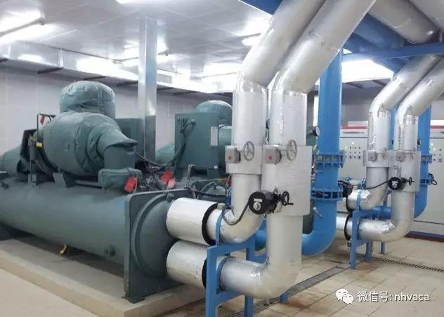 央空调主机房项目施工组织设计