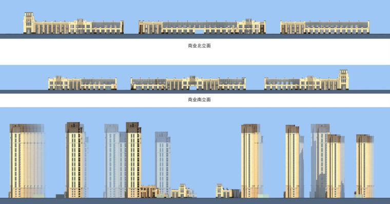 [上海]奉贤南桥新城居住区建筑设计方案文本_10