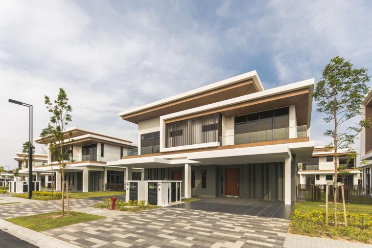 马来西亚蒙特利别墅群