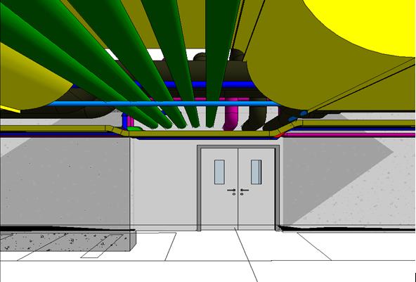 机电深化设计bim技术应用实例与总结_2