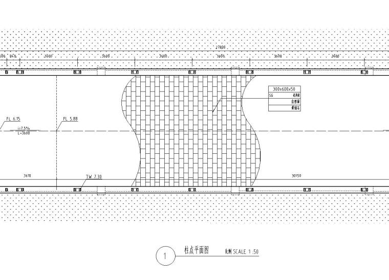 特色精品车库廊架设计详图——泛亚景观