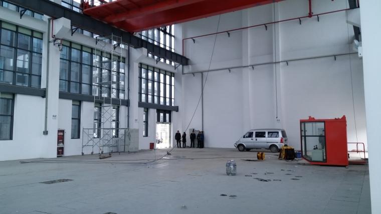 [办公室设计装修]江苏分公司科研培训实验基地项目设计
