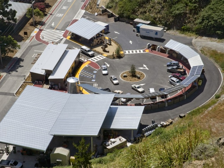 美国ElCerrito回收中心和环境资源中心