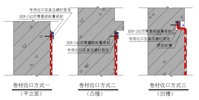 基础工程地下工程防水施工培训讲义(ppt,共66页)