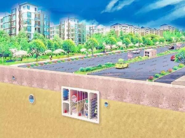 城市地下管廊行业发展现状分析 装配式钢结构管廊优势明显