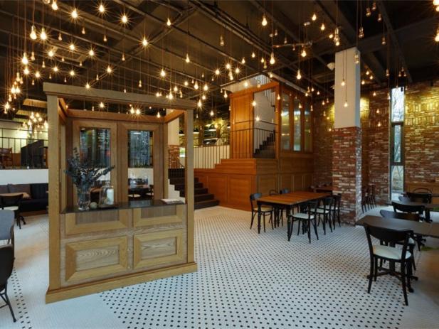 韩国ILBIANCO咖啡餐馆-韩国IL BIANCO咖啡餐馆-韩国IL BIANCO咖啡餐馆第1张图片