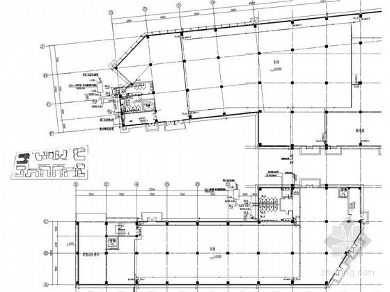 [江苏]丙类标准厂房给排水消防施工图