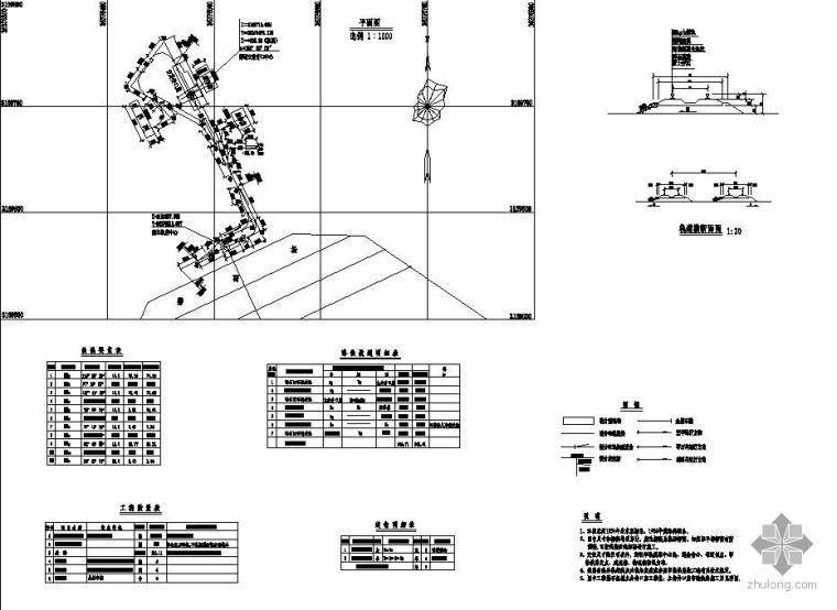 窄轨铁路设计图