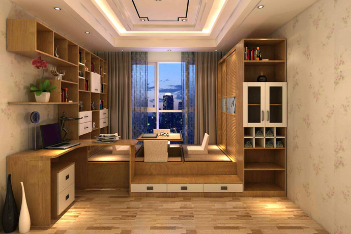 现代家居家具精致装修设计效果图