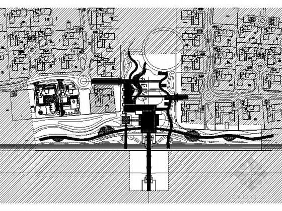 [海南]国际文化标杆样板区景观规划施工图