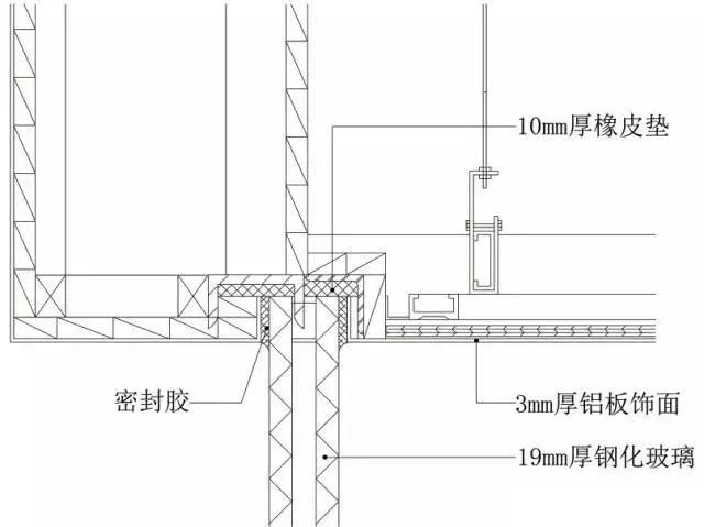 地面、吊顶、墙面工程三维节点做法施工工艺详解_17