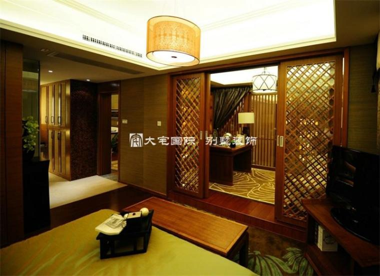 东南亚风格样板间设计下_4