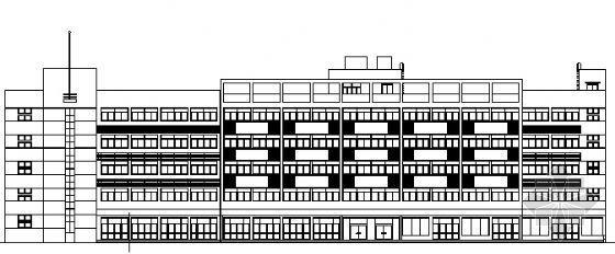 某综合楼建筑施工图
