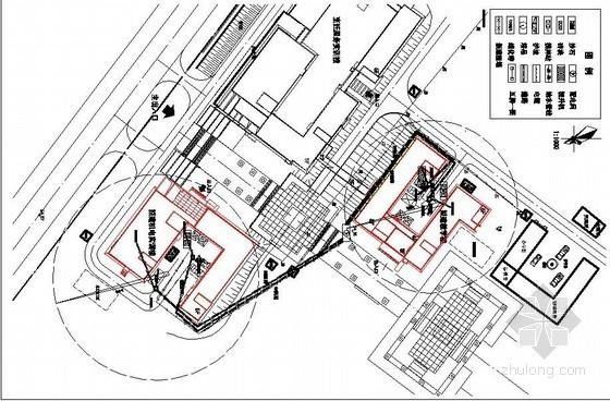 [湖南]综合办公楼临时用电施工方案(平面布置图)