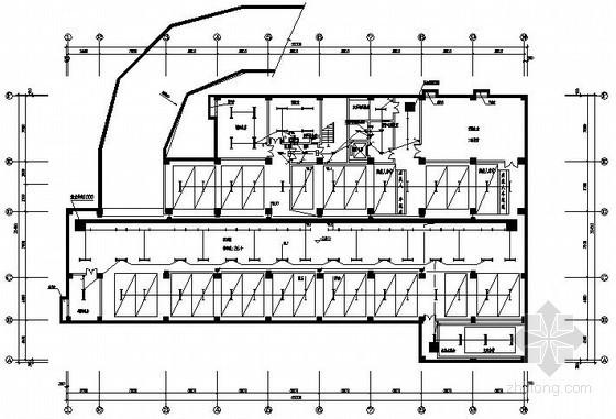 11层综合写字楼电气施工图纸