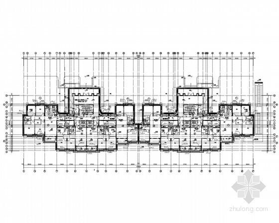 [江苏]高层建筑给排水施工图纸